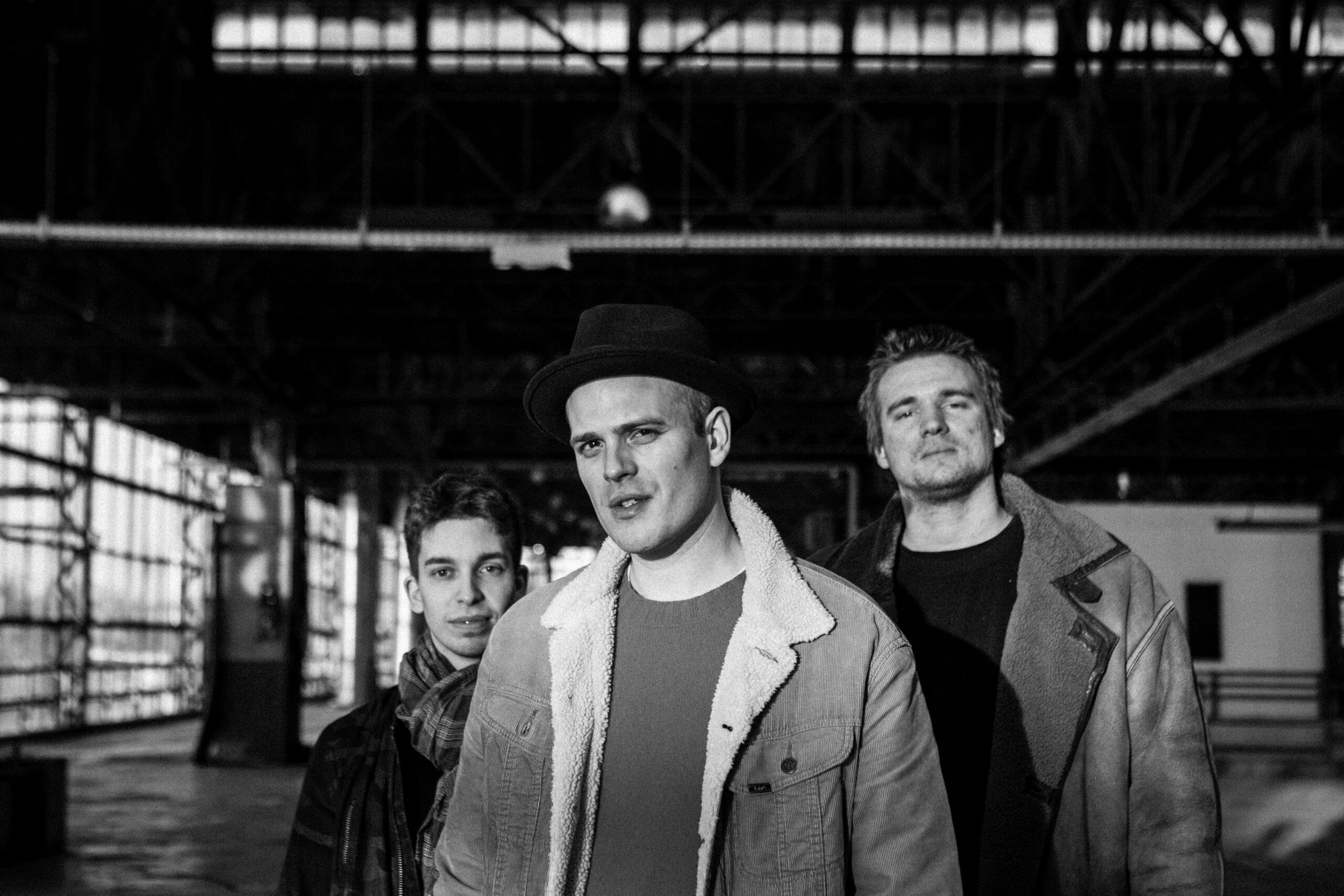 Casimir Liberski Trio – © Olivier Donnet