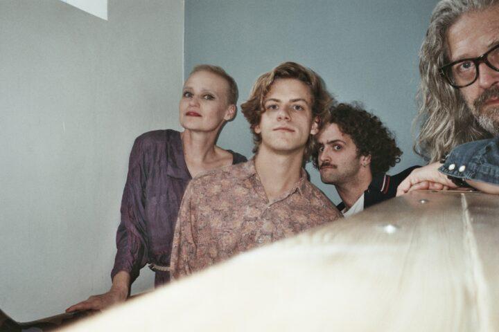 An Pierlé Quartet – ©️ Isadora Gisen